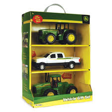 100 John Deere Toy Trucks 8 Inch Vehicle 3 Piece Value Set Play Vehicles Vehicles