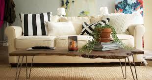 Diy Wood Slab Coffee Table by Diy Wood Slab Table