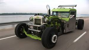Take A Look At This Cummins 300 Big Cam Custom Peterbilt Rad Rod ...