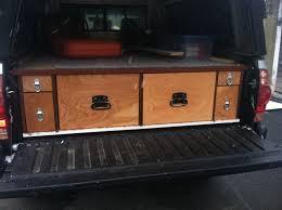 Pick Up Truck Bed Tool Drawer Set by caper LumberJocks