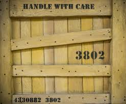 Larger Unit Loads Will Use Wooden Crates When Shipping