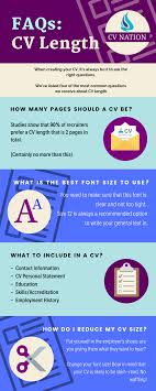 How Long Should A CV Be? | 4 Common Questions On CV Length ... What Your Resume Should Look Like In 2019 Money How Long Should A Resume Be We Have The Answer One Employer Sample Pfetorrentsitescom Long Be Writing Tips Lanka My Luxury 17 Write Jobstreet Philippines For Best Format Totally Free Rumes 22 New Two Page Examples Guide 8 Myths Busted