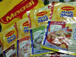 maggi cuisine maggi magic meals homemaking made easy and practical