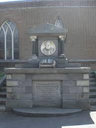 The Tomb Of Charles Haddon Spurgeon