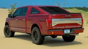 100 Pickup Truck Cap Ford F150 Fastback Draws Attention The Lasco Press