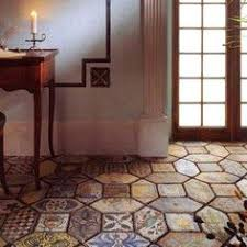 vingt septembre tile floor weeping moss interior to exterior