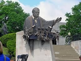 Winston Churchills Iron Curtain Speech by Winston Church
