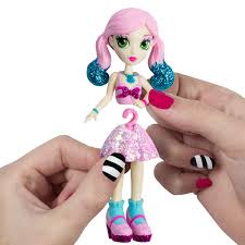 Mell Chan Doll Clothes Accessories Girl Toys Artificial Doll Clothes