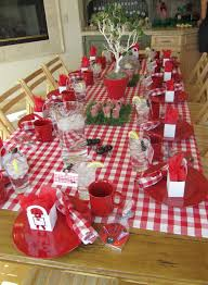 Graduation Table Decor Ideas by Picnic Table Ideas Crowdbuild For
