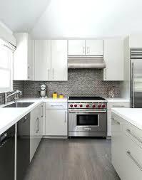 Kitchen Floors With White Cabinets Delightful Gray Floor Tile Good Tiles Design Vinyl Flooring