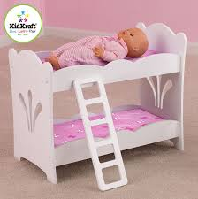 Amazon.com: KidKraft Little Doll Bunk Bed: Toys & Games Kidkraft Darling Doll Wooden Fniture Set Pink Walmartcom Amazoncom Springfield Armoire Journey Girls Toysrus 18 Inch Clothes Drses Our Generation Dolls Wardrobe Toys For Kashioricom Sofa Armoire Kidkraft Next Little Kidkraft 18inch New Littile Top Youtube Chair And Shop Baby Here