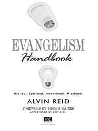 Evangelism Handbook Alvin Reid