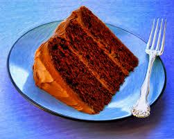 Chocolate Cake Painting Chocolate Cake by Dominic Piperata