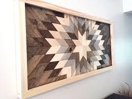 Best 25 Reclaimed Wood Art Ideas On Pinterest