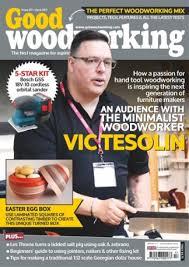 Best Woodworking Magazine Uk by Good Woodworking Magazine Subscription Magazine Cafe