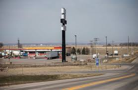 100 Truck Stops I 70 Their American Dream An Ndian Restaurant Inside A Nebraska Truck