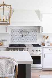 Accent Tiles For Kitchen Backsplash White Subway Tile With Gray Grout My Favorite Grays
