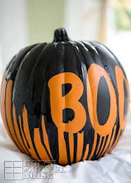 Cute Halloween Carved Pumpkins by 8 Cool No Carve Pumpkins You Can Use Every Year Pumpkin Ideas
