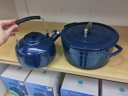 Payless Decor Promo Code by Martha Stewart Blueberry Enameled Cast Iron 6 Qt Casserole Only