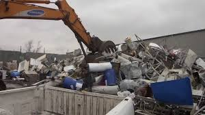 Chicago Christmas Tree Recycling by Making Money Off Your Junk Steel Metal Christmas Tree And More At