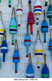 Decorative Lobster Trap Uk by Decorative Lobster Buoys Stock Photos U0026 Decorative Lobster Buoys
