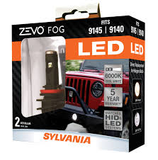 sylvania automotive expands zevo皰 product suite with debut of led
