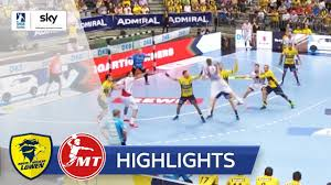 1 Bundesliga Handball 201718