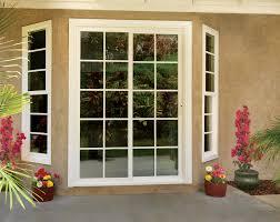 French Patio Doors With Built In Blinds by Premium Vinyl Sliding Patio Door Jeld Wen Windows U0026 Doors