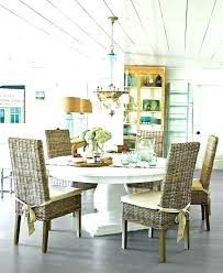 Coastal Dining Room Living Ideas Lauermarine