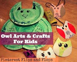 Summer Art Crafts Easy Arts And Ideas Fast Owl Projects For Kids