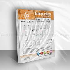 Etiquetas Circulares De 6 Cm Para Candy Bar 100 Hojas Carta