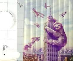 Novelty Shower Curtains Bathroom Breathtaking Novelty Shower
