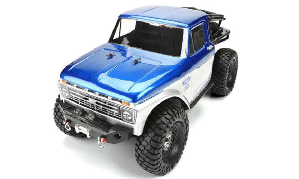 Pro Line 346400 RC Vehicle 1966 Ford F100 Clear Body - 313mm