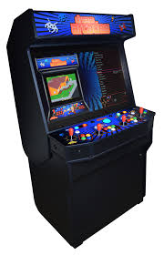 100 Spikes Game Zone Truck Mania Dreamcade Vision 40 4Player Arcade Cabinet