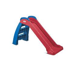 Little Tikes First Slide (Red/Blue) - Slickdeals.net