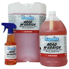 100 Truck Wash Soap Road Warrior Cleaner Degreaser Superior Products