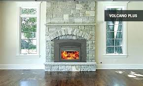 Rsf Opel 2 Woodburning Zero Clearance Fireplace Fergus For Best Zero