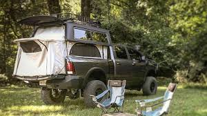 Turn Your Truck Into A Tent And More With TopperEZLift System