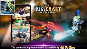 BUGSCRAFT Android Gameplay HD (by ONE PIXEL) - YouTube
