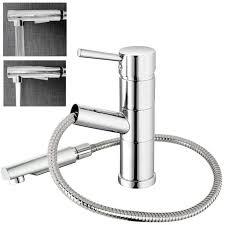 Kテシche Wasserhahn Mit Brause Küchenarmatur Spültischarmatur Brause Armatur Küche Wasserhahn Mischbatterie