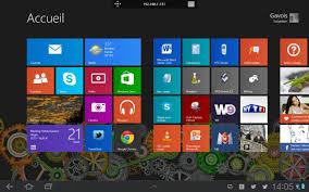 bureau windows 8 microsoft comment profiter de votre bureau windows depuis