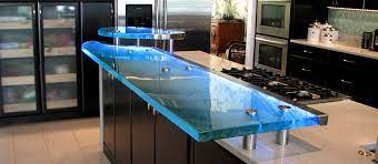104 Glass Kitchen Counter Tops Tops A Green New Surface For Your