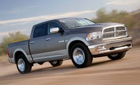 2009 Dodge Ram 1500 SLT 4x4 Crew Cab Road Test | Review | Car And Driver