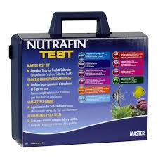 nutrafin a7860 master test kit contains 10 test parameters