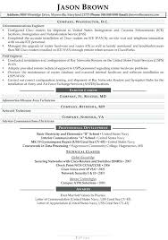 Resume Examples United States Packed With