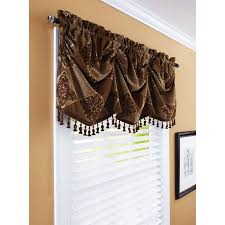 better homes and gardens 52 boucle curtain valance walmart com