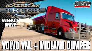 American Truck Simulator Volvo VNL Pack + Midland Dump Trailer ... Midland Container Logistics Ltd Uk Container Distribution Specialists Dump Trailer Tw3500 Mod 2 American Truck Simulator Mod The Triton Way Archives Transport Blog Ltd Dieppe Nb Rays Photos Moffitt Services Fuel Bulk Delivery Hot Commodity In The Shale Boom Truckers Wsj Saturday In Park Bobeaux Trucking Llc Yard Locations Oilfield Sand Hauling Best Big Shop Clare Mi Quality Tire Home Welcome