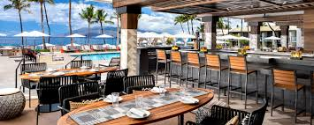 100 The Beach House Maui Wailea Restaurants And Luaus Wailea Resort Marriott