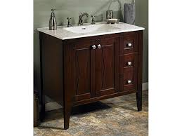 Home Depot Bathroom Vanities Without Tops by Alluring 50 36 Inch Bathroom Vanity Without Top Inspiration