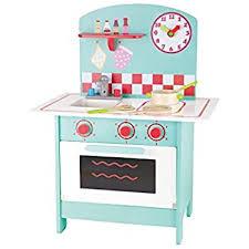 Hape Kitchen Set Australia by Hape Hap E8069 Aqua Retro Kitchen Playset Amazon Co Uk Toys U0026 Games